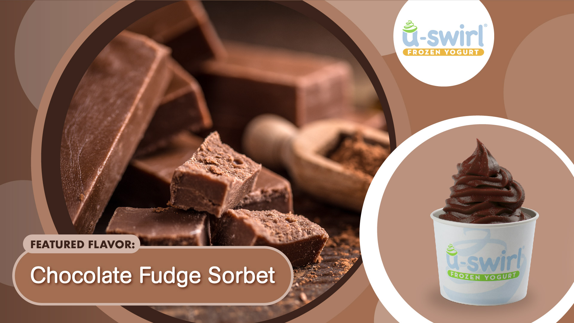 Chocolate Fudge Sorbet